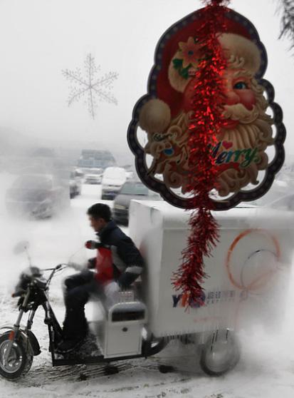 Объем посылок из Китая к праздникам резко возрос