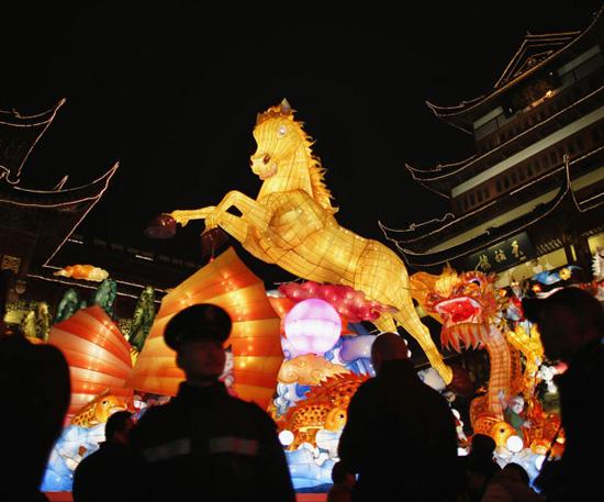 китайский новый год по лунному календарю 2014