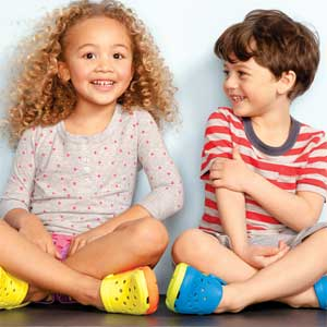 Sale of childrens clothing