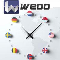 Трек номер WD CN где отследить Wedo express