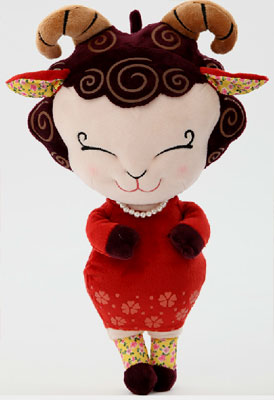 Китайский новый год 2015 год Козы