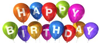 happy birthday aliexpress
