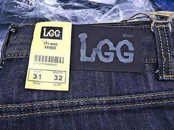 lgg lee подделка Китай