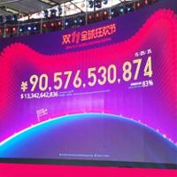 11 11 aliexpress миллиарды первых минут продаж