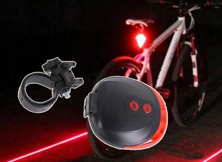 Велофонарь Led фонарь на велосипед Задний фонарь на велосипед Велосипед Аксессуары Фонарь вело задняя мигалка крепеж
