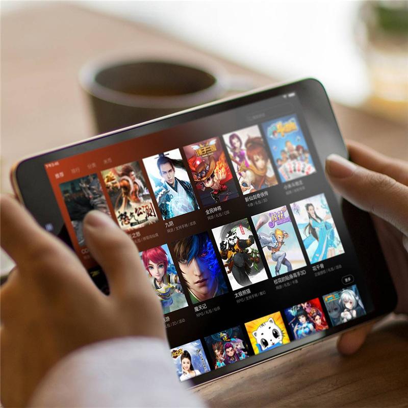 Оригинал Xiaomi Сяо Mi Pad 3 7.9 ''Tablet PC Miui 8 4 ГБ Оперативная память 64 ГБ Встроенная память MediaTek MT 8 176 гекса core 2.1 ГГц 6600 мАч 204 8*1536 13MP #Xiaomi