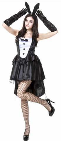 playboy костюм кролика для девушки