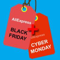 Черная Пятница и Киберпонедельник на Алиэкспресс 2017
