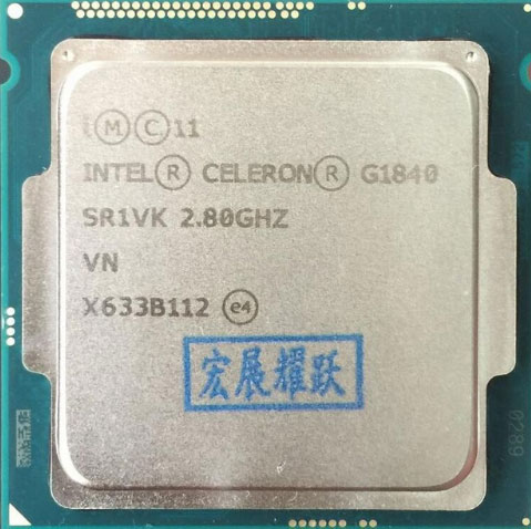 Процессор Intel Celeron aliexpress