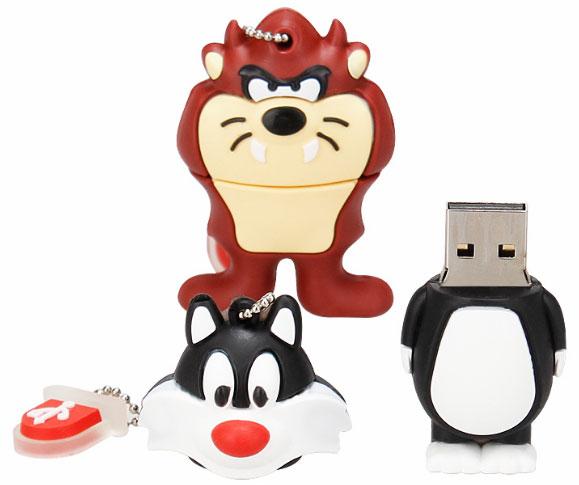 10 идей для подарков в последнюю минуту Нескучные USB флешки порадуют как ребенка так и взрослого. От 4 до 64 гБ. Куплена на АлиЭкспресс