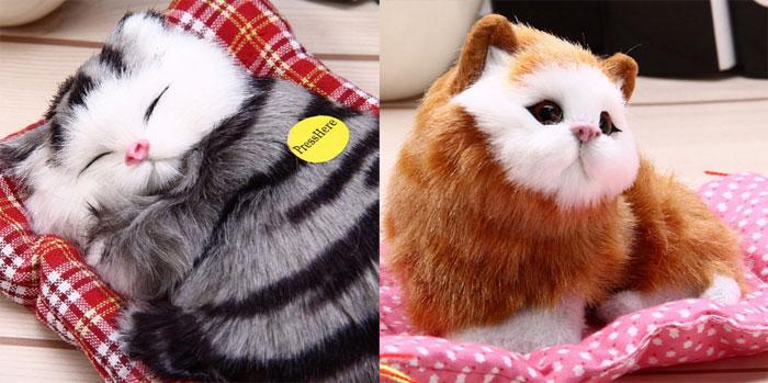 Игрушка кот милый подарок купить на aliexpress