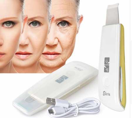 Ультразвуковой USB аппарат для чистки лица