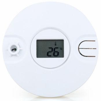 Детектор тепла датчик пожара повышение температуры
