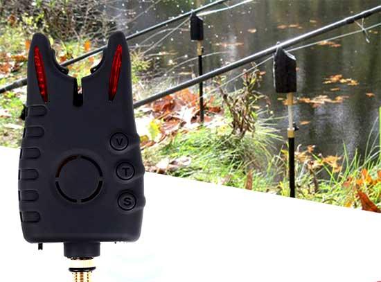 Сигнализатор поклевки. Цифровой беспроводной с LED подсветкой свингер купить на АлиЭкспресс Aliexpress