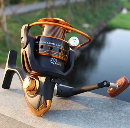 Катушки для спиннинга Рыболовная спиннинговая катушка купить на АлиЭкспресс