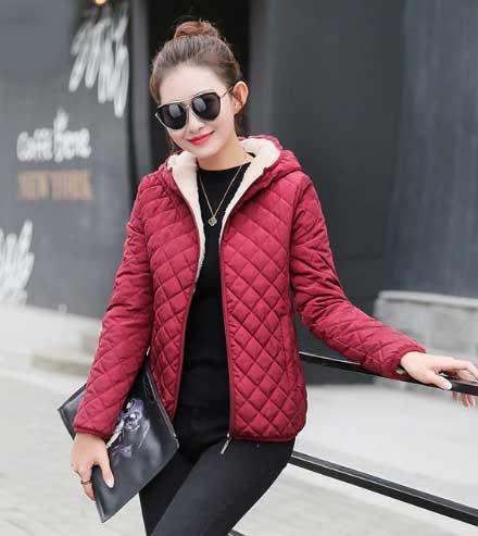 Утепленная женская куртка 2019