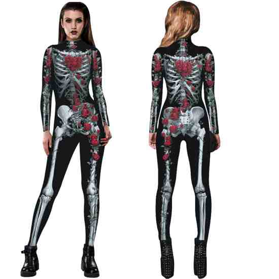 Боди-костюм для женщин Halloween