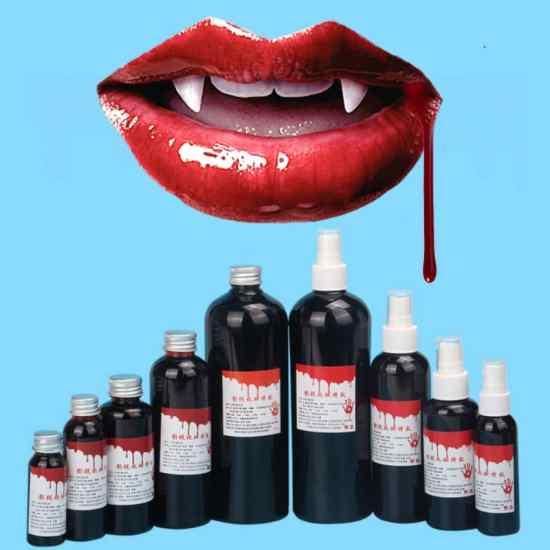 Искусственная кровь купить на Алиэкспресс Aliexpress Хеллоуин