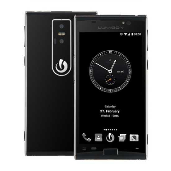 Смартфон LUMIGON T3 телефоны до 150 евро в Украину