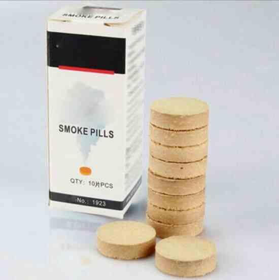 Дымовые таблетки Хеллоуин
