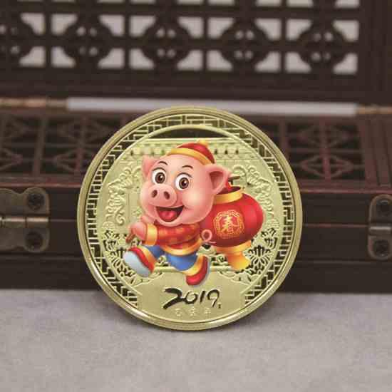 Подарки и сувениры к году Свиньи 2019 Китайский новый год