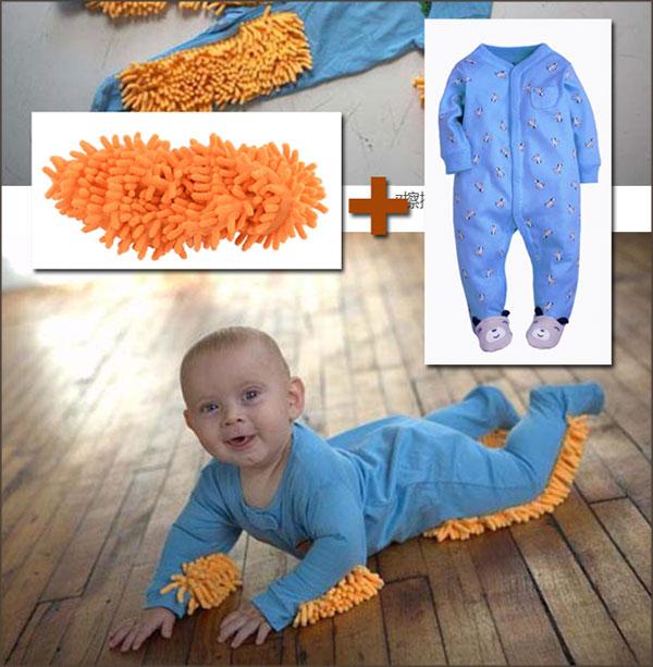 Детский комбинезон и чистящий коврик купить на Алиэкспресс