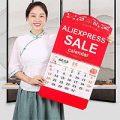 Скидки, акции и распродажи на Aliexpress 2019 Календарь событий
