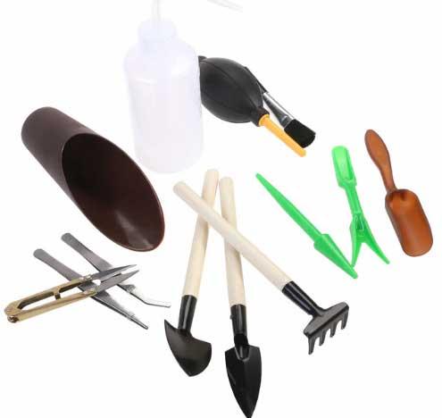 Набор садовых инструментов для растений рассады купить на Алиэкспресс