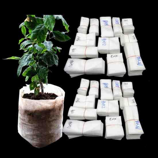Мешочки для рассады нетканый материал купить на Алиэкспресс