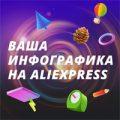 Ваша инфографика на AliExpress