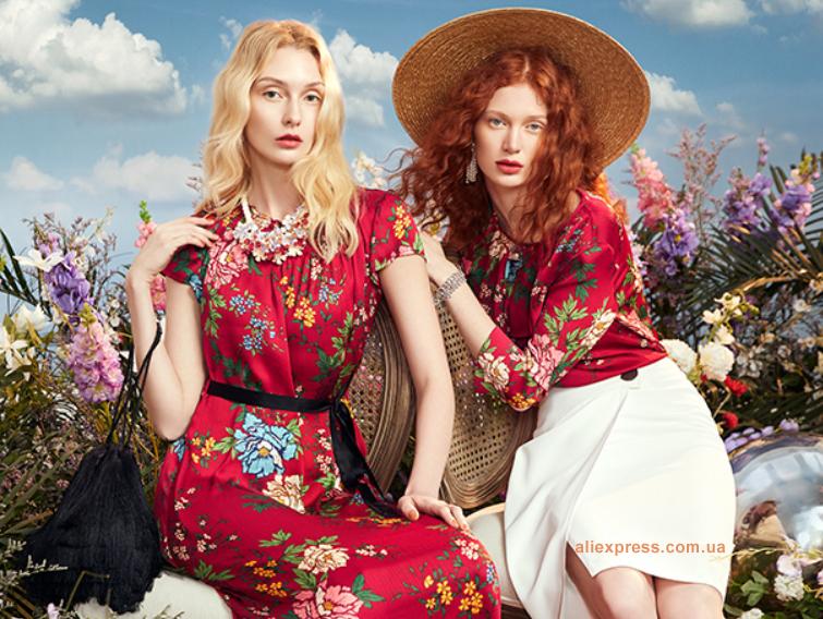 Брендовые модные новинки со скидкой, акция на Aliexpress 2019