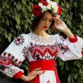 Украинские вышиванки на AliExpress